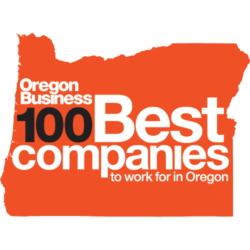100 Best Companies in Oregon Award