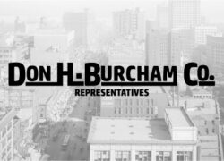 Don H Burcham Co. Representatives logo
