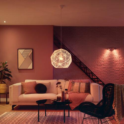 soft lighting indoor