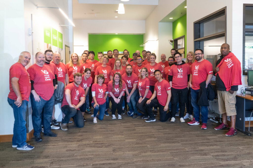 Virtual Supply team photo